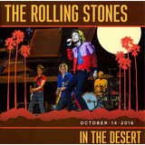 2cds  The Rolling Stones  In The Desert Weekend 2