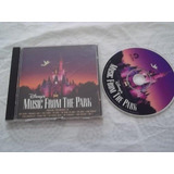 Cds   Music From The Park   Trilha Filmes
