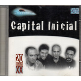 =cd Capital Inicial   Millenium   20 Músicas Do Século