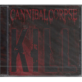 10% Cannibal Corpse Kill 2006 C/boné Death Cd(seal)(korea)+