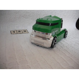 122   Cavalo Mec�nico Hot Wheels 14 Cms Verde