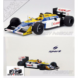 1 18 Williams Honda Fw11b Nelson Piquet Tri Campeão F1 1987