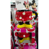 2 Canecas Corpo Mickey E Minnie E Kit 3 Descansos Dysney