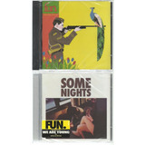 2 Cds Fun   Some Nights   Aim And Ignite   Lacrados