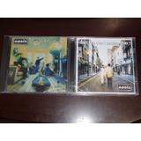 2 Cds Oasis Definitely Maybe What The Story Morning Classico