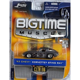 213   Jada   Bigtime Muscle R10    63 Corvette Sting Ray