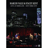 2dvd + 1cd Marcos Valle & Stacey Kent Live At Birdland Nyc
