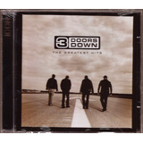 3 Doors Down Cd Icon The Gretatest Hits Novo Original