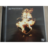 36 Crazyfists   Cd Rest Inside The Flames  2006  Frete 6 00