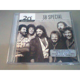 38 Special The Best Of 20th   cd Lacrado: Made Usa  Remaster