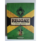 6 Cds Box Reggae The Definitive Collection Songs Of Freedom