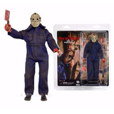 Action Figure Boneco Jason Clothed Friday The 13th Part 5