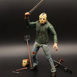 Action Figure Jason Friday The 13th 3d