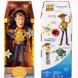 Action Figure Toy Story Xerife Woody Aprox 40cm