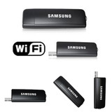 Adaptador Rede Sem Fio Wireless Samsung Original Tv Wis09abg