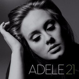 Adele 21 Cd Lacrado Original
