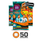 Adrenalyn Xl   Road To World Cup 2018 Rússia   50 Envelopes