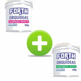 Adubo Peters Forth Orquídeas 09 45 15 400gr   30 10 10 400gr