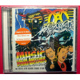 Aerosmith    Cd  Music From Another Dimension   Nacional