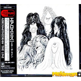 Aerosmith   Draw The Line Cd C  Obi E Letras Importado Japão