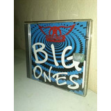 Aerosmith Big Ones Cd Original