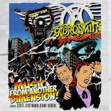 Aerosmith Music From Another Dimension  cd Novo E Lacrado