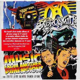 Aerosmith Music From Another Dimension Cd Original Lacrado