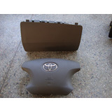 Airbags Hilux Srv Sw4 Marron