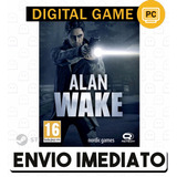 Alan Wake Collectors Edition Cd key Steam Pc Envio Imediato