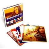 Alanis Morissette   Original Album Series   Box Com 5 Cds