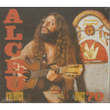 Alceu Valença   Box Cd Anos 70   4 Cds   Lacrado