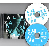 Alexandre Pires dna Musical 2 Cd Originais 24 Faixas