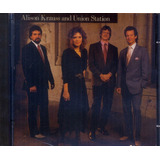 Alison Krauss And Union Station 1989 Two Highways Cd Import