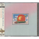 Allman Brothers Band Eat A Peach Japan Shm Cd Japones Japao