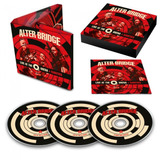 Alter Bridge   Live At The O2 Arena   Rarities  3 cd Digipak