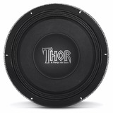 Alto Falante Woofer Thor Mg 10p 800w Watts Rms 8 Ohms