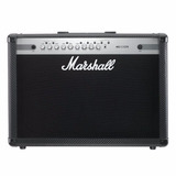 Amp Guit Marshall 100w Mg102cfx Carbon Fibe 08006 Musical Sp