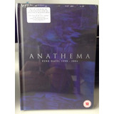 Anathema   Fine Days 1999 2004 Box 3cds   1 Dvd Lacrado