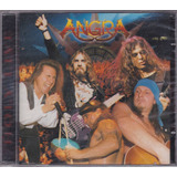 Angra   Cd Holy Live   1997   Lacrado   Andre Matos