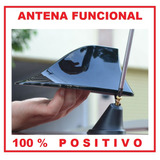 Antena Shark Tubarão Hrv Civic Fit City Crv Accord
