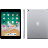 Apple Ipad 32gb 6º Geração 2018  Lacrado Space Gray