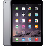 Apple Ipad Air 2 16gb Cinza Wi fi Tela De Retina Touch Id
