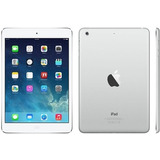 Apple Ipad Mini 2 Retina 16gb Wifi Me279 Silver   Prata