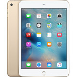 Apple Ipad Mini 4 16gb Gold   Dourado Wi fi Mk6l2 Lacrado