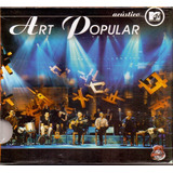 Art Popular   Acústico Mtv Cd Lacrado Digipack