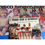 As Melindrosas   Disco Baby   Lote Com 4 Lps