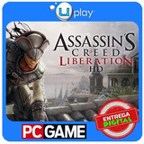 Assassins Creed: Liberation Hd Uplay Cd key Global