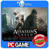 Assassins Creed: Revelations Uplay Cd key Global