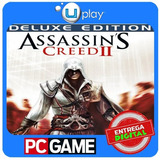 Assassins Creed Ii Deluxe Edition Uplay Cd key Global