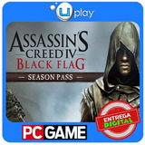 Assassins Creed Iv: Black Flag Season Pass Uplay Cd key